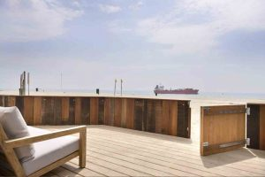 Beachrooms Pier 7 Hotel Vlissingen aan zee