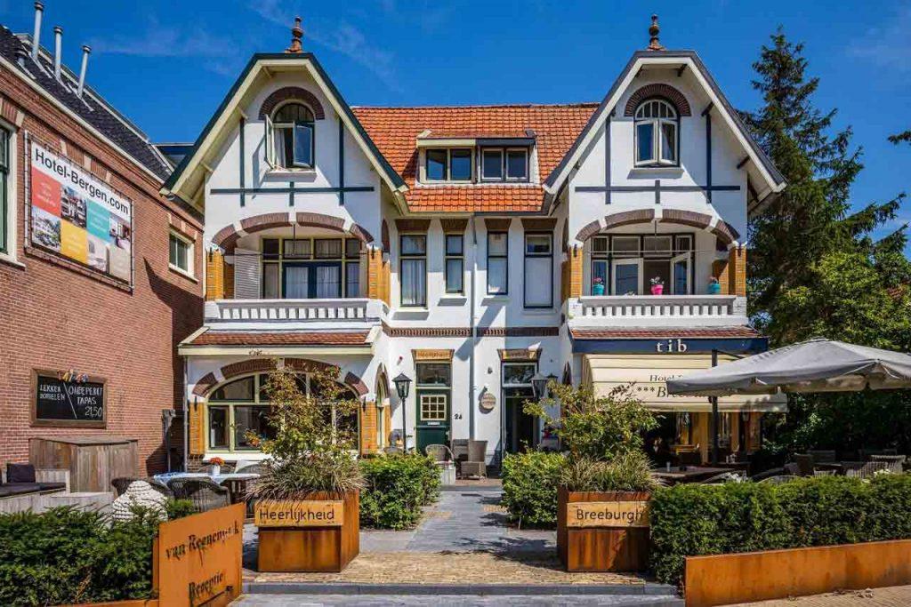 Breeburg Hotel Bergen aan Zee