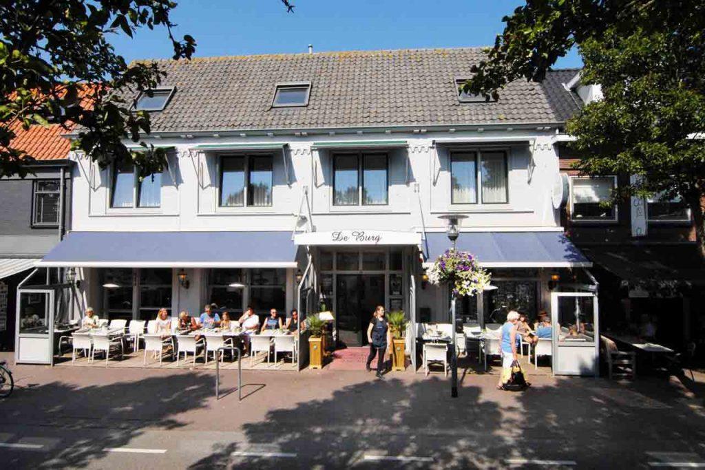 De Burg hotel Domburg aan zee