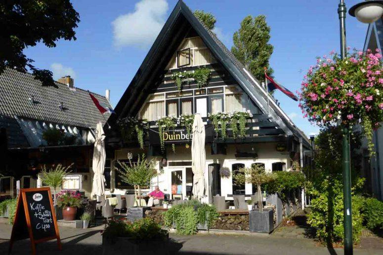 Duinberk B&B hotel en Brasserie in Schoorl aan het strand
