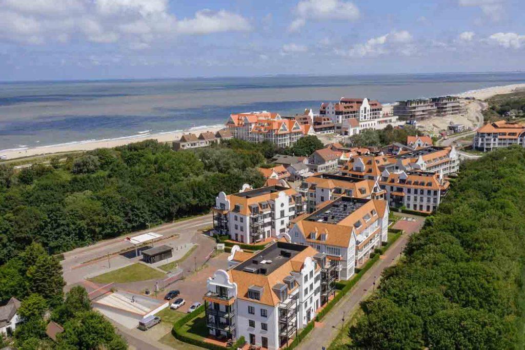 Duinhof appartement Cadzand-Bad aan zee