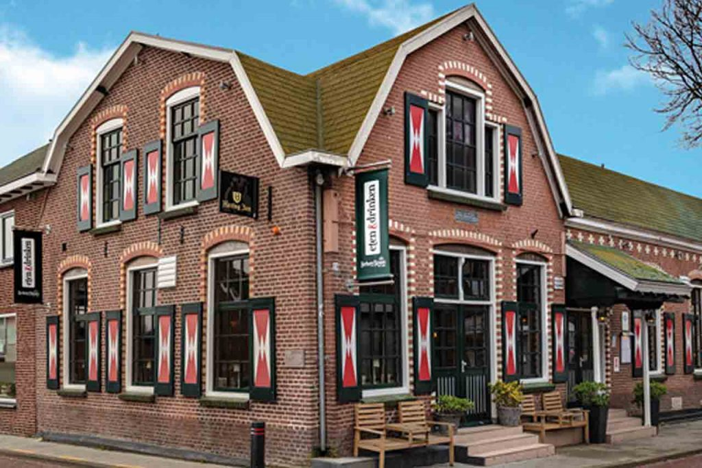 Herberg Binnen Hotel Egmond aan Zee