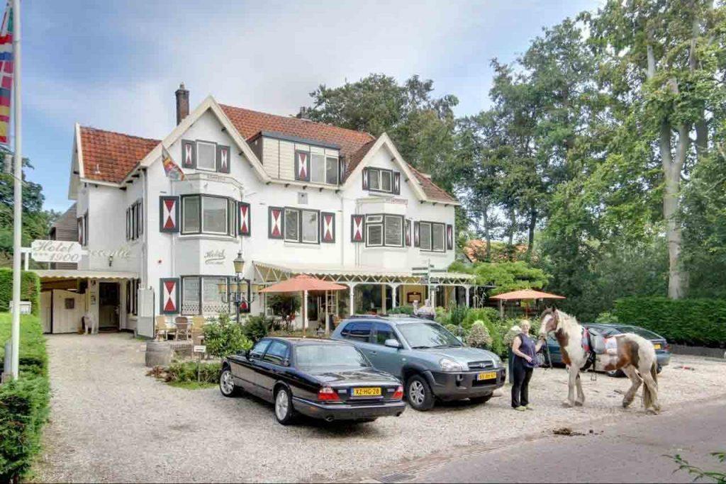 Hotel 1900 Bergen aan Zee