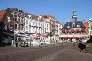 Hotel Bonaventure aan de kust van Vlissingen