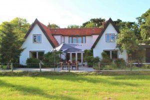 Hotel Villa de Hazelaar in Schoorl