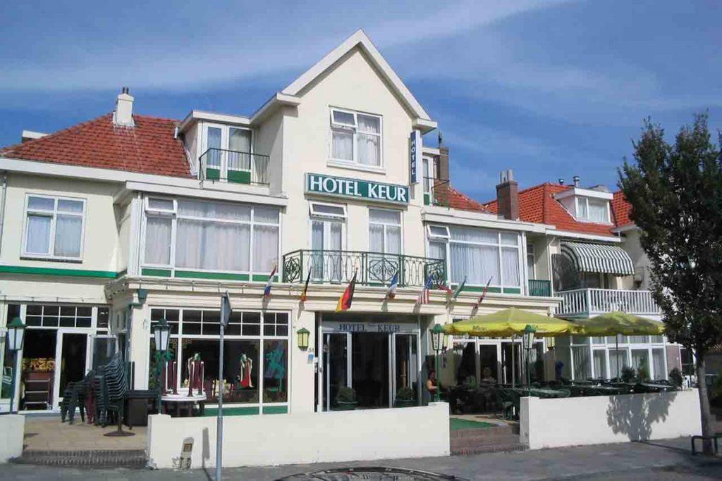 Keur Hotel Zandvoort aan Zee