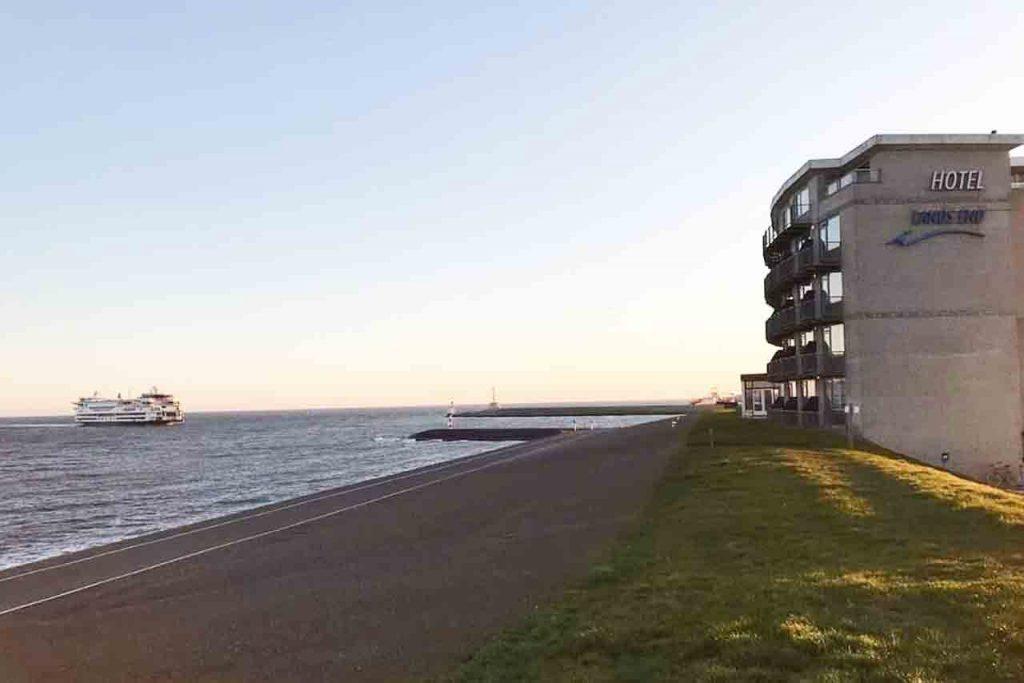 Lands End Hotel Den Helder aan zee