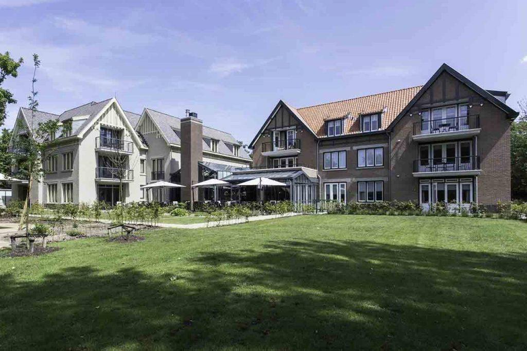 Mezger Lodges in Domburg aan zee
