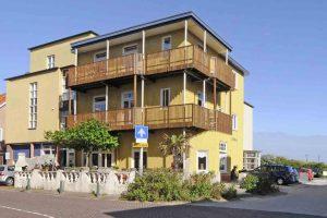 Nehalennia hotel in Domburg aan zee