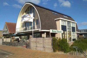 Rasch Hotel Bergen aan Zee op loopafstand van het strand