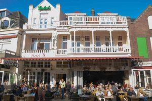 Sfeervol hotel Zandvoort aan Zee