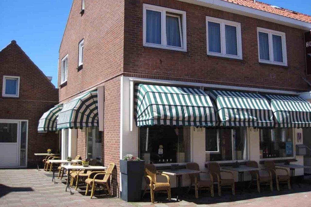 Valkenhof Hotel Zoutelande aan zee