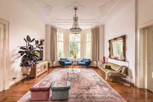 Villa Juttershof appartement Bergen aan Zee