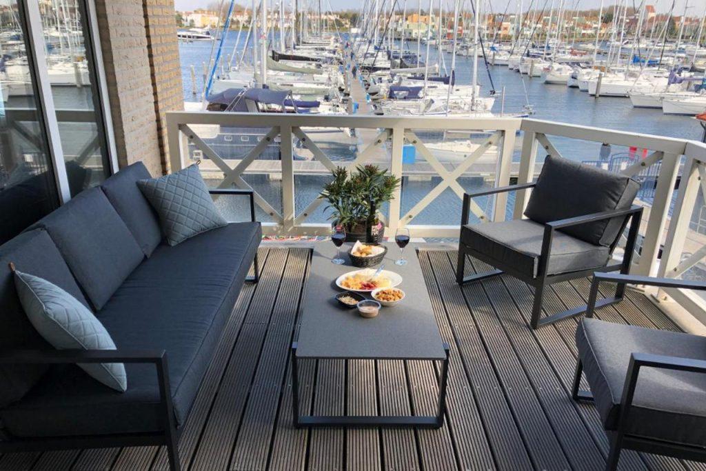 Appartement Ouddorp aan zee