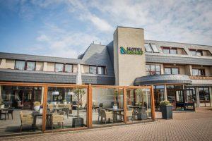 Boschrand Hotel Texel aan zee