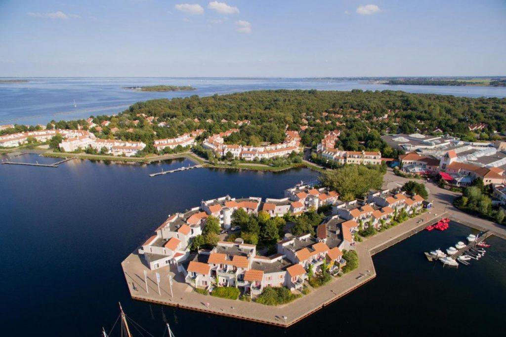 Center Parcs hotel Ouddorp aan zee