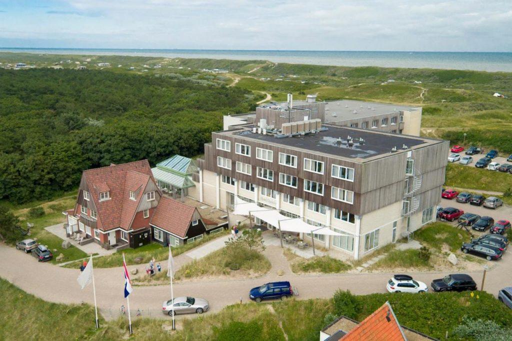 Grand Hotel Opduin Texel aan zee
