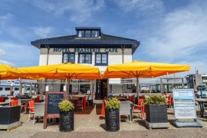 Havenhotel Texel aan zee