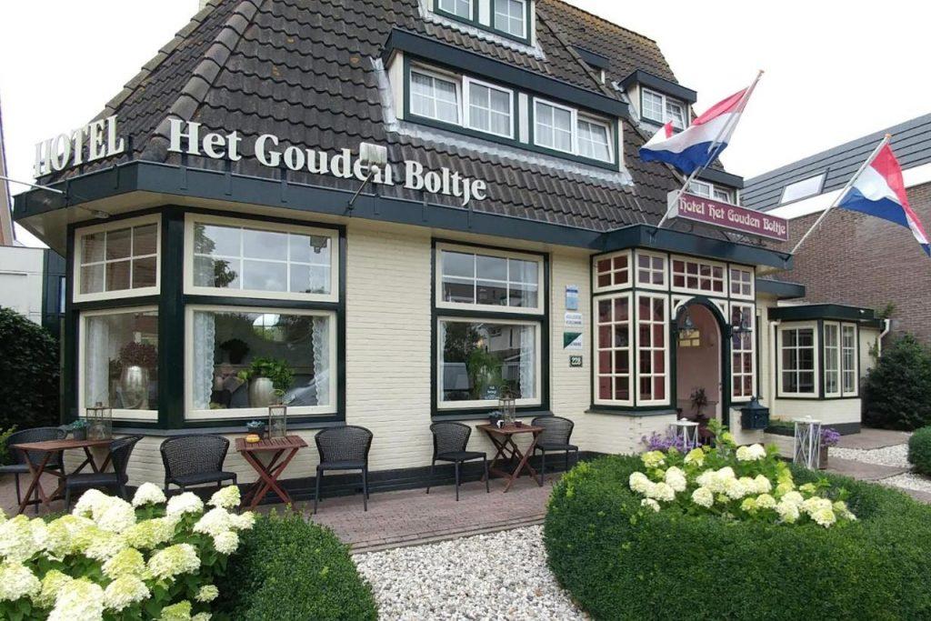 Het Gouden Boltje Hotel Texel aan zee