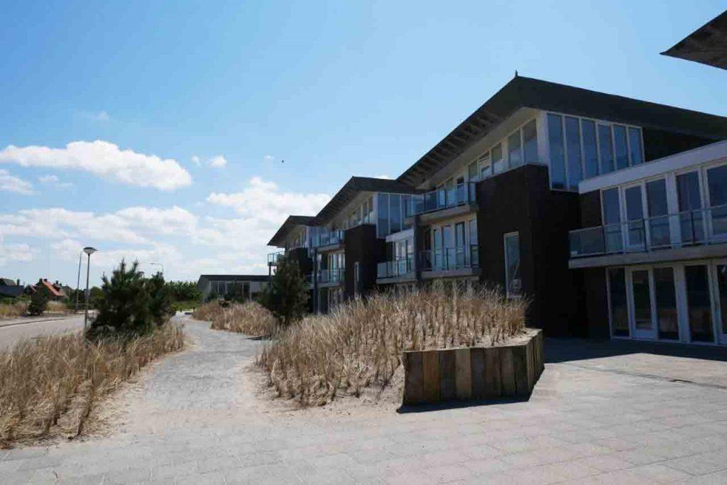 Het Strandleven appartement Callantsoog aan zee