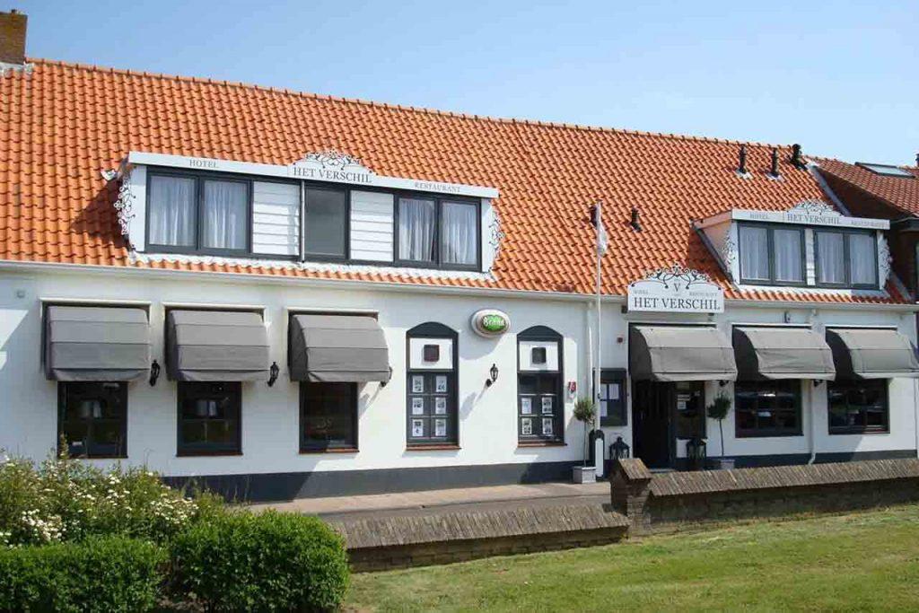 Het Verschil Hotel Zoutelande aan zee