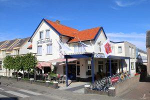 Hotel de Branding Texel aan zee