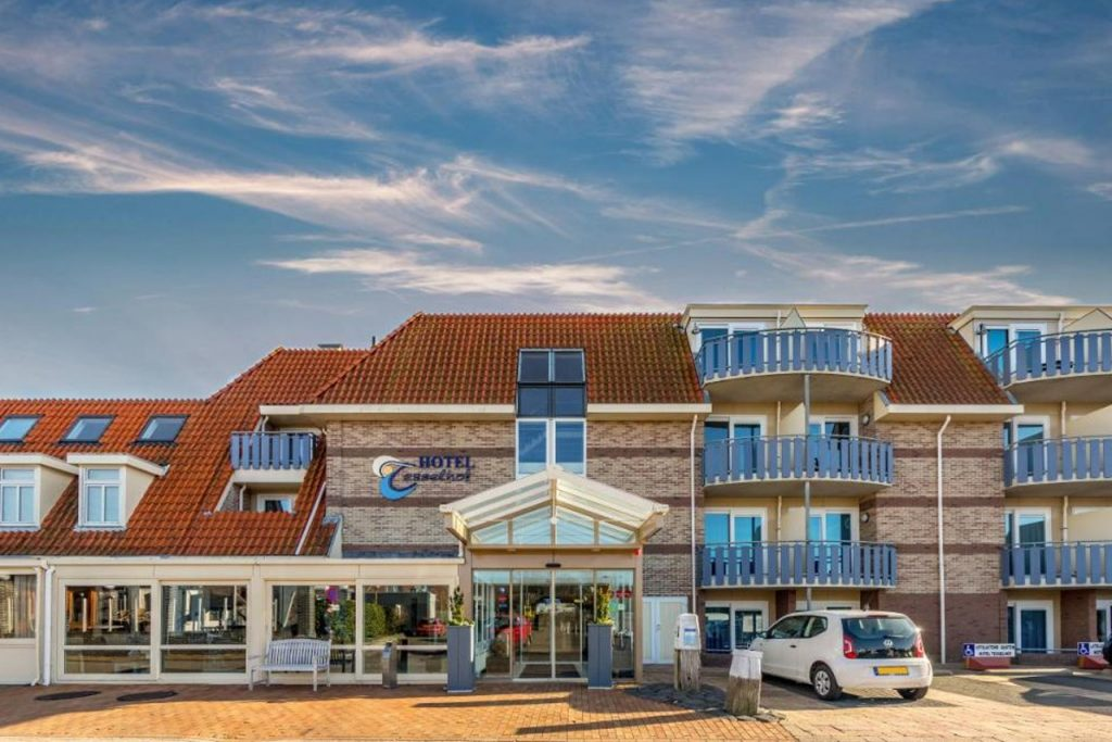 Hotel Tessel aan de kust