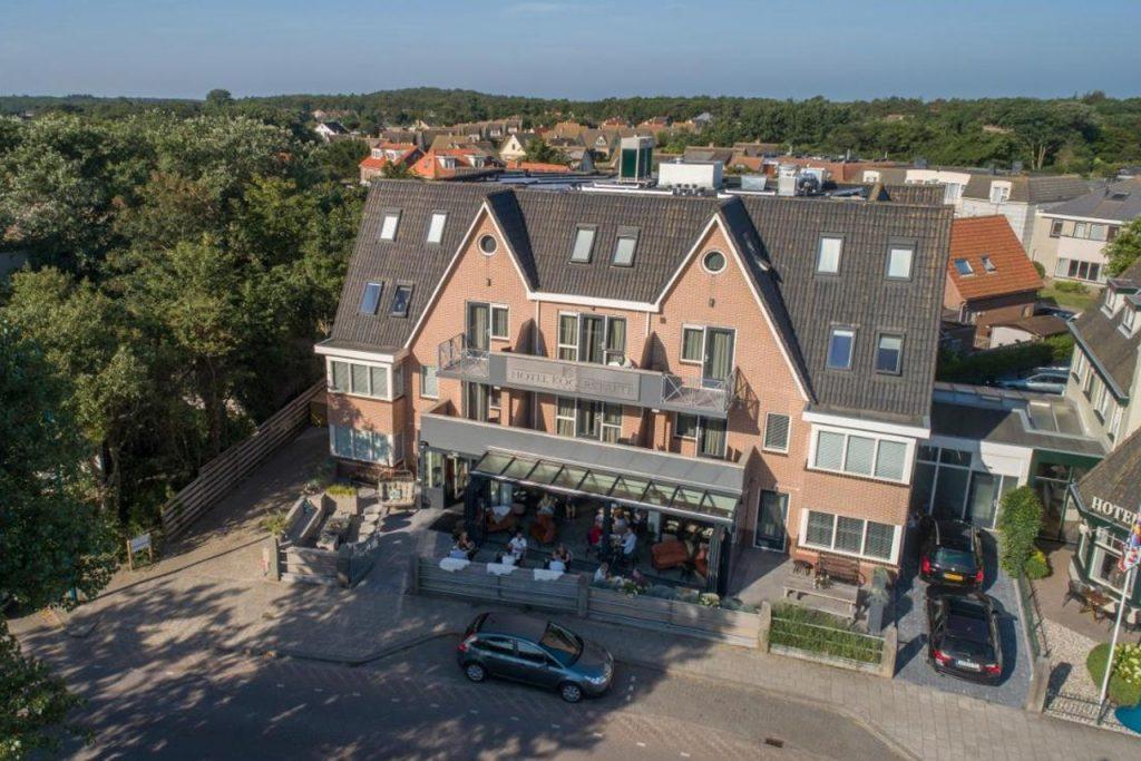 Kogerstaete Hotel Texel aan de kust