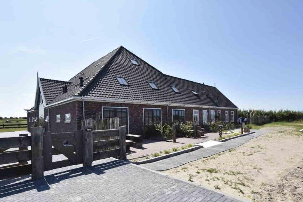 Luxe appartement met sauna in Callantsoog aan zee