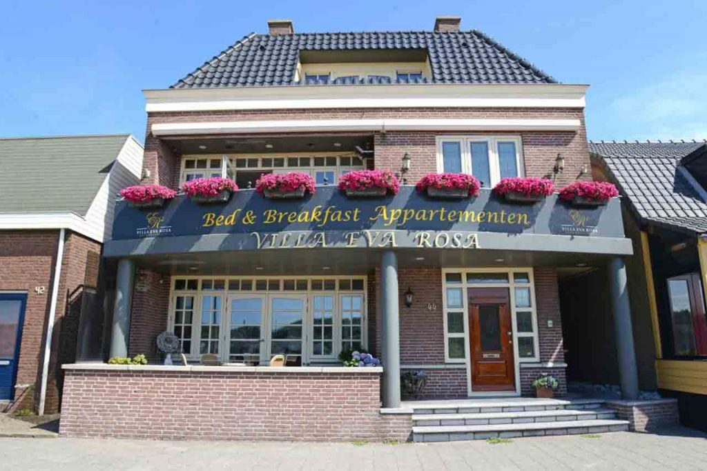 Villa Eva Rosa Appartement Wijk aan Zee
