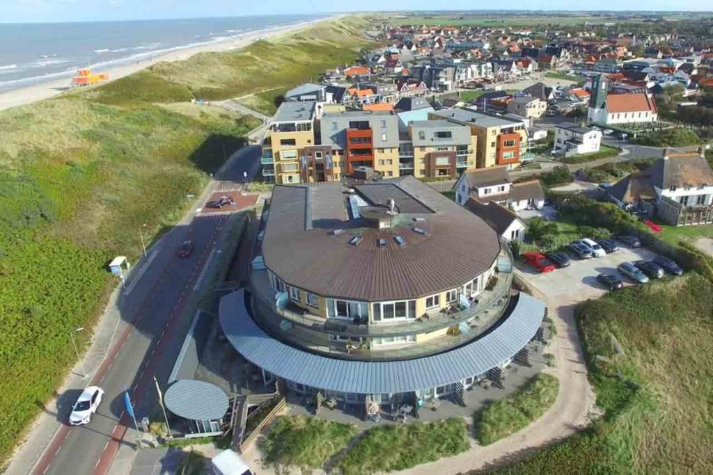 Wijde Blick appartement Callantsoog aan zee
