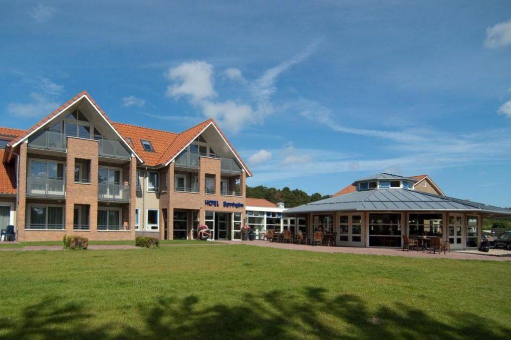 Bornholm Hotel Terschelling aan zee