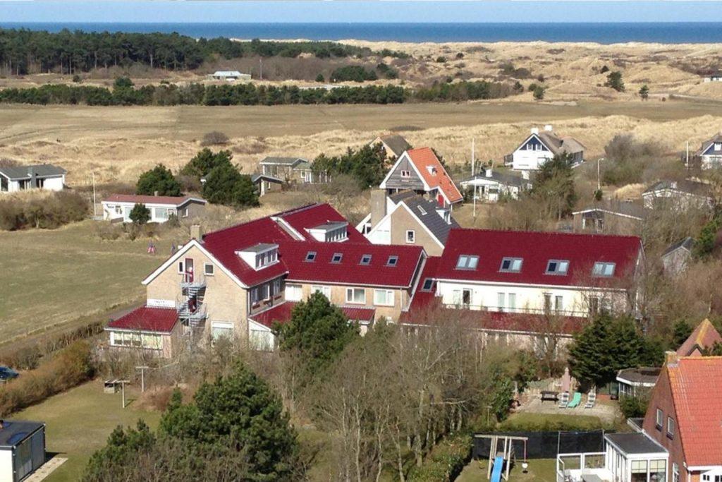 Bos en Duinzicht Ameland Hotel aan zee