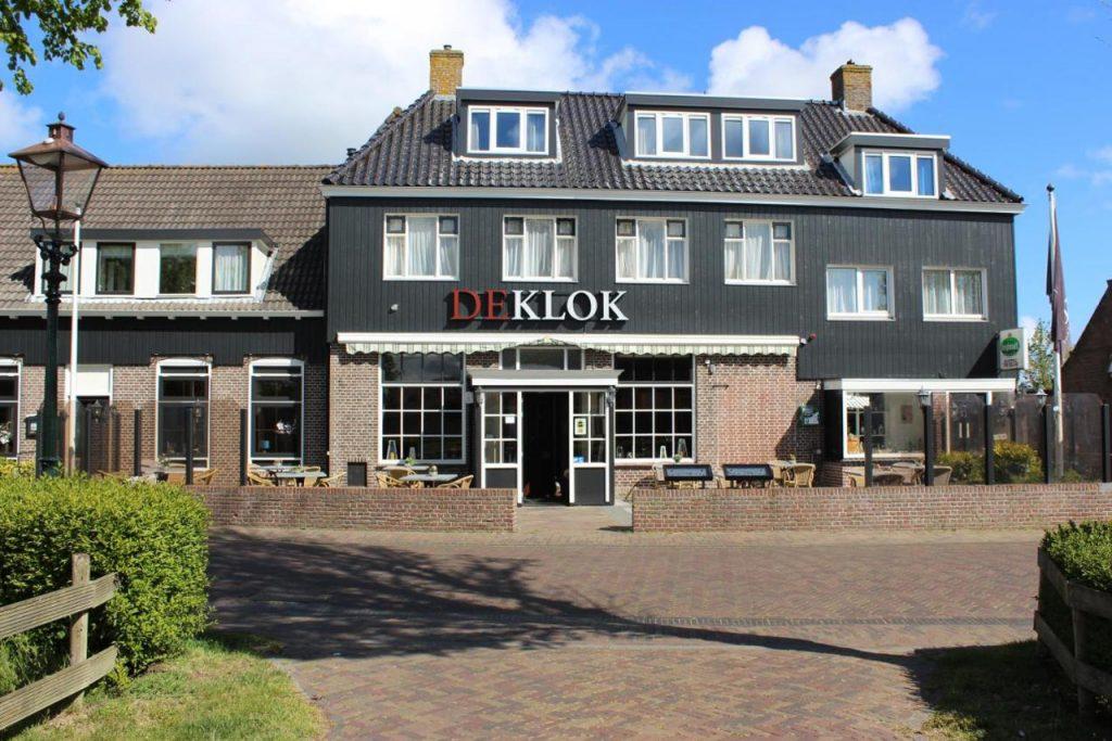 De Klok hotel Ameland aan zee