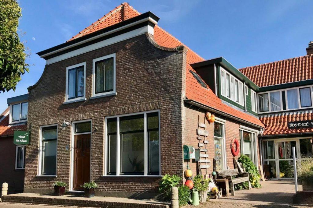 De Waal Hotel Texel aan zee