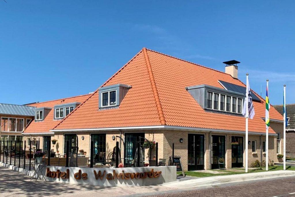 De Walvisvaarder Hotel Terschelling aan zee