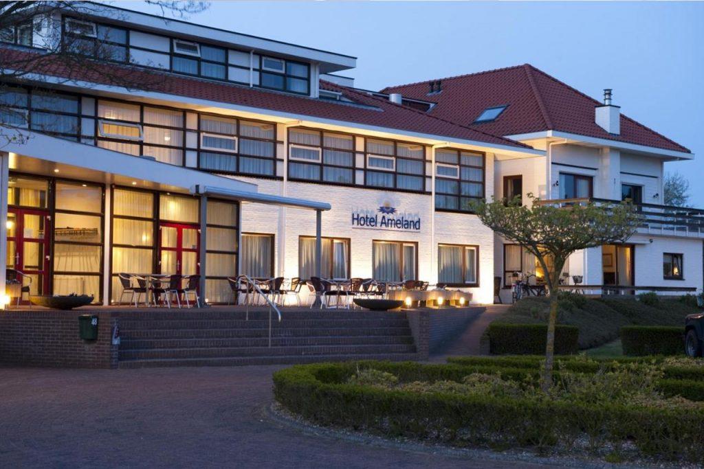 Overnachten bij Hotel Ameland aan zee