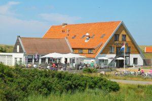 Posthuys Hotel Vlieland aan zee