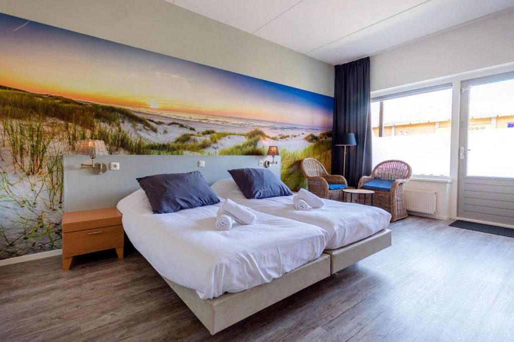 `t Wapen van Terschelling Hotel Terschelling aan zee