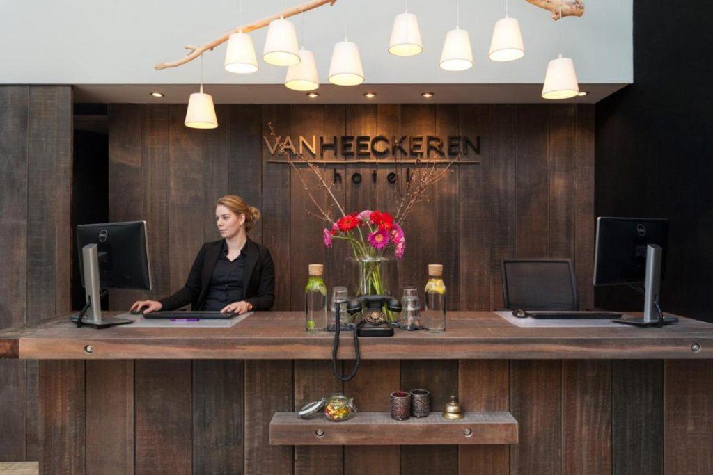 Van Heeckeren Hotel Ameland aan zee