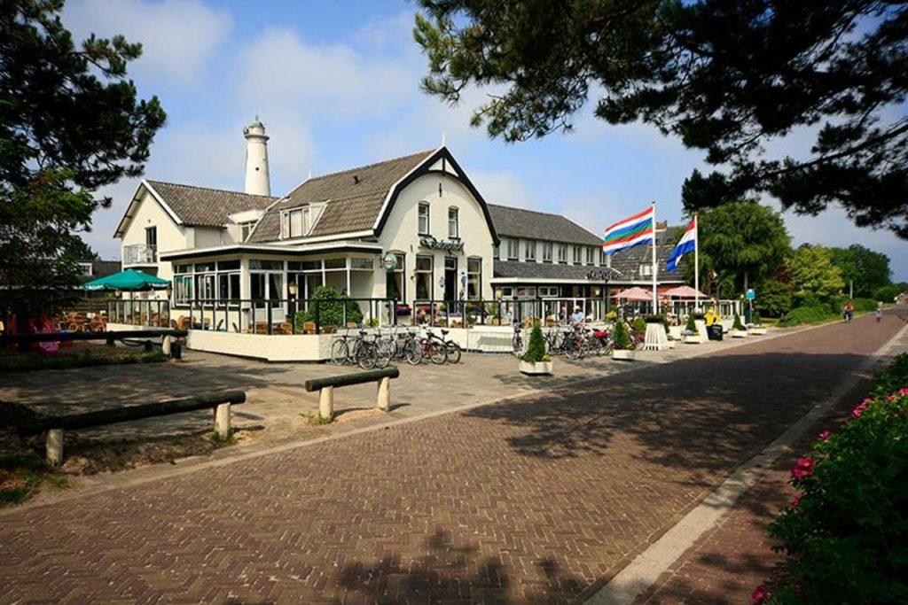 Duinzicht Hotel Schiermonnikoog aan zee