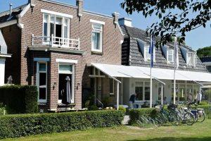 Hotel Brasserie Brakzand Schiermonnikoog aan zee