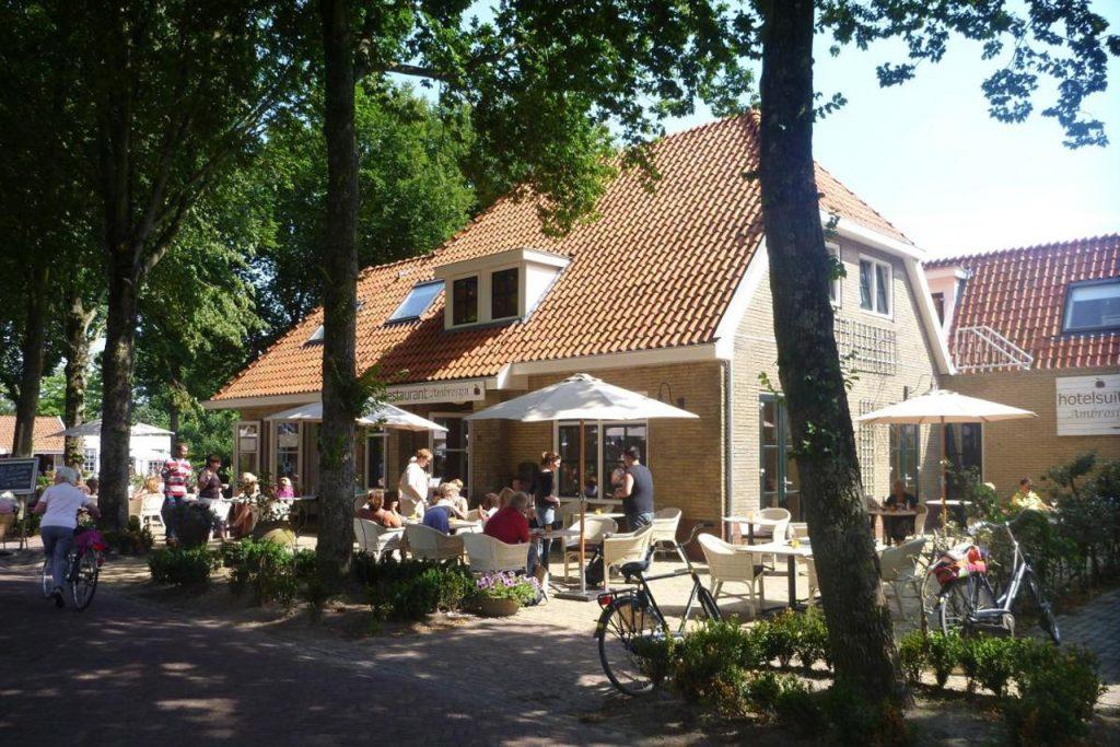 Hotelsuites Ambrosijn Hotel Schiermonnikoog aan zee